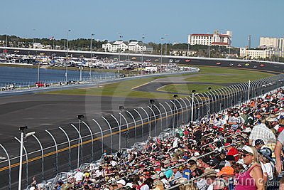 Daytona International Speedway Editorial Photo