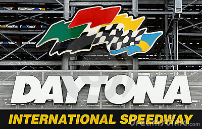 Daytona International Speedway Editorial Stock Photo