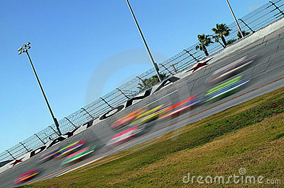 Daytona International Speedway Editorial Stock Image
