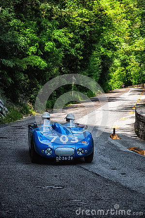 Free DB CITROEN SPIDER 1945 Royalty Free Stock Photography - 95299747