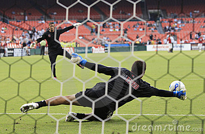 DC United v. Real Salt Lake Editorial Photography