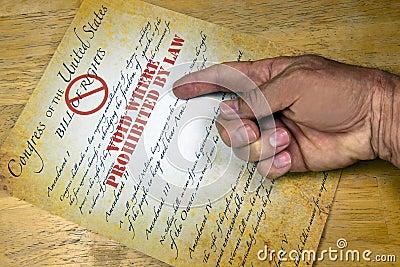 Déclaration des droits,