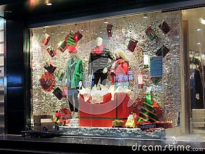 D corations de no l de fa ade de boutique de v tements de la chine photo ditorial image 48287871 - Maison de la chine boutique ...