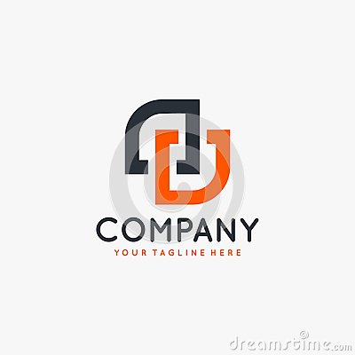 Free DD Letter Logo Design Vector Stock Photo - 120970760