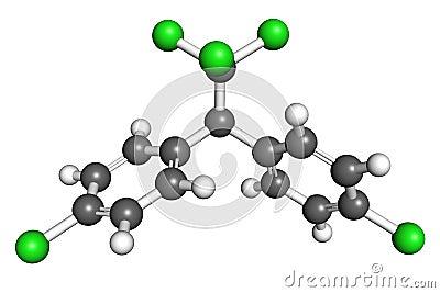 DDT molecule