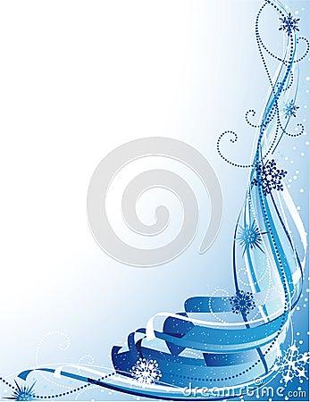 De abstracte achtergrond van Kerstmis