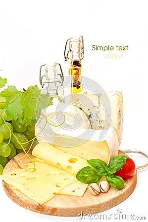 De achtergrond van de kaas