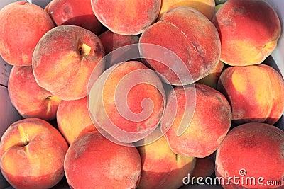 De Achtergrond van de perzik