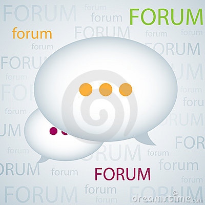 De achtergrond van het forum