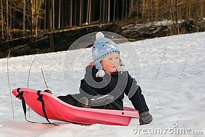 De activiteit van de winter