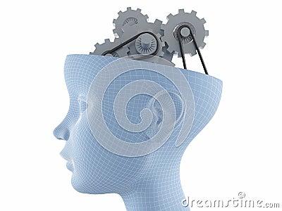 De activiteiten van hersenen