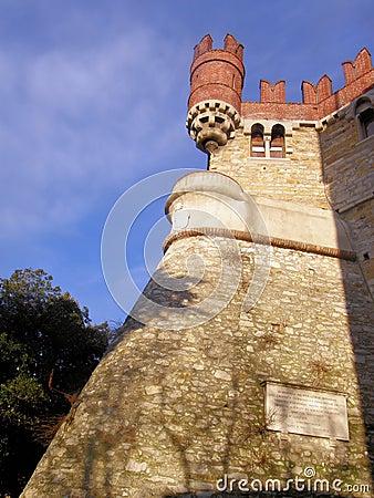 De Albertis Castle