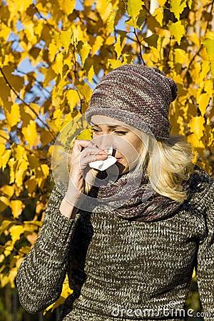 De allergie van het seizoen