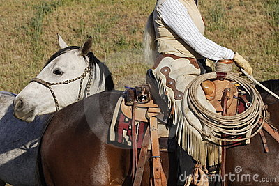 De Apparatuur van de cowboy