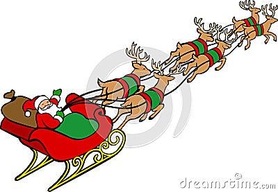 De Ar van de Kerstman & van het Rendier