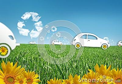 De auto s van Eco