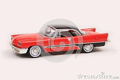 De Avonturier 1957 van DeSoto