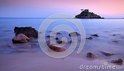 De Baai van Portelet - Jersey C.I