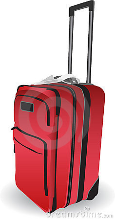 De Bagage van de reis