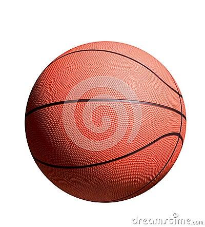 De bal van de mand