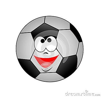 De bal van de pret