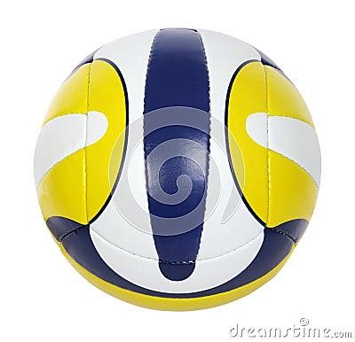 De bal van het volleyball