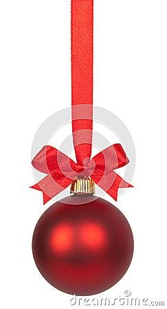 De bal van Kerstmis