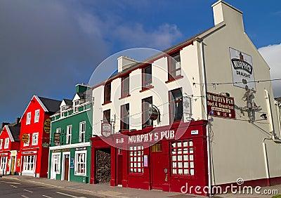 De bar van Murphy Redactionele Foto