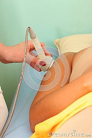 De behandeling van de fysiotherapie