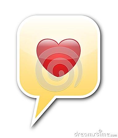 De bel van de liefde