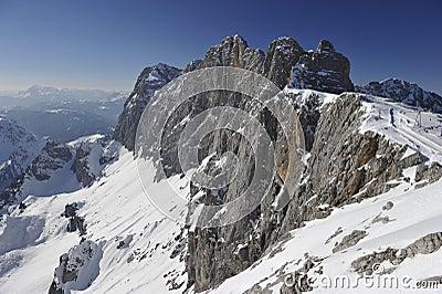 De Berg van Dachstein