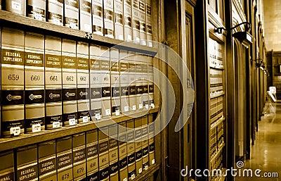 De Bibliotheek van het Boek van de wet
