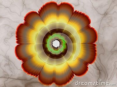 De bloem van de hartstocht