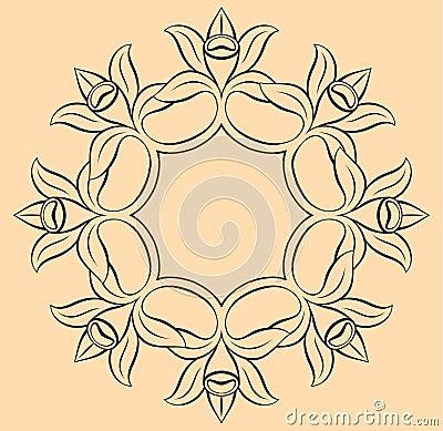 De bloem van de vanille