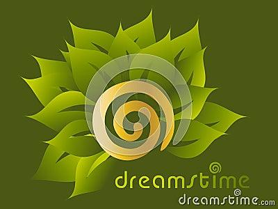 De Bloem van Dreamstime