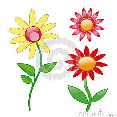 De bloemen van de lente