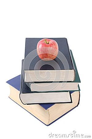 De boeken zijn het voedingsmiddel