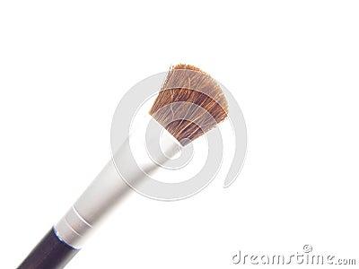 De Borstel van de make-up