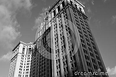 De Bureaus van Manhattan