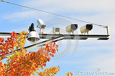 De Camera van het toezicht