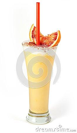 De cocktail van de koffie in glas #8