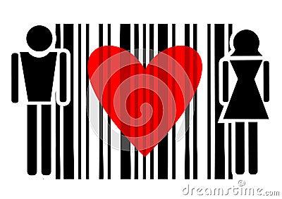 De code van de hartstocht