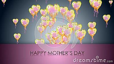 De dag van de gelukkige moeder