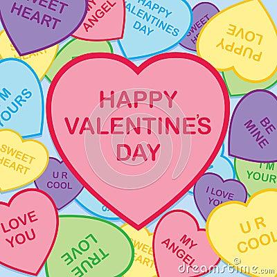 De Dag van de gelukkige Valentijnskaart