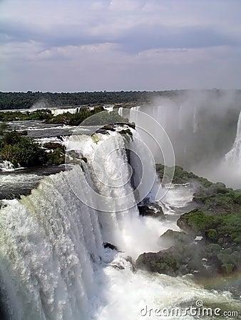 De Dalingen van Iguazu