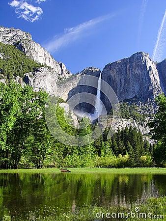 De dalingen van Yosemite