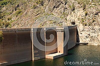 De Dam van Hetchy van Hetch