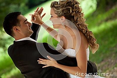 De dans van het huwelijk