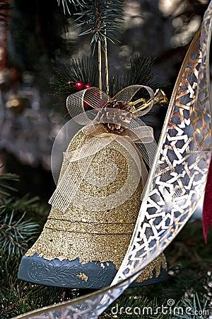 De decoratie van Kerstmis