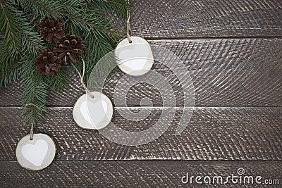 De decoratie van kerstmis stock foto afbeelding 61057759 - Decoratie van een gang ...
